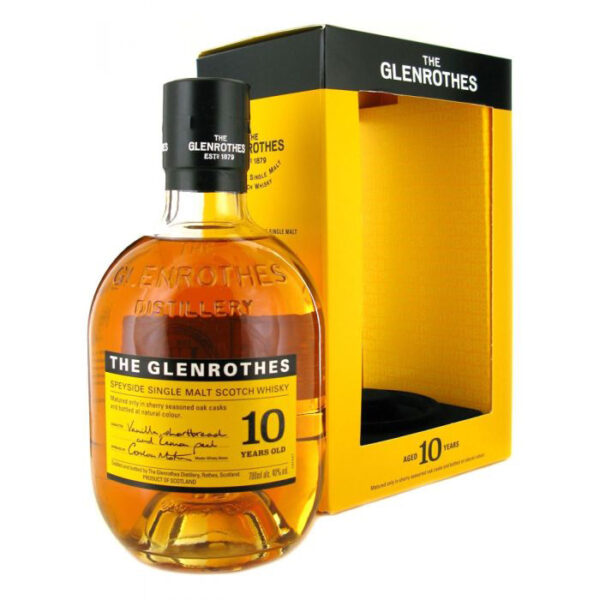 Glenrothes 10 Years Old